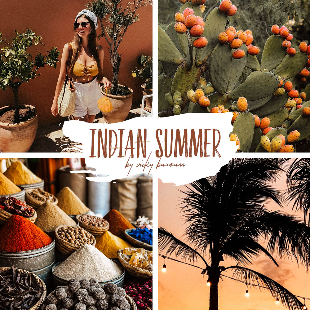 Indian Summer Mobile Presets
