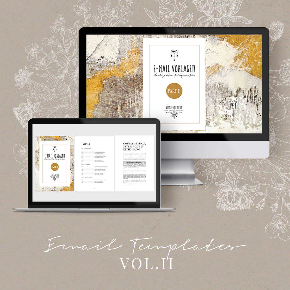EMAIL TEMPLATES FOR WEDDINGPHOTOGRAPHERS PART 2